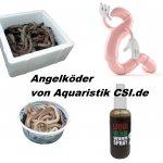 Angelköder-Lockstoffe-Futterwürmer
