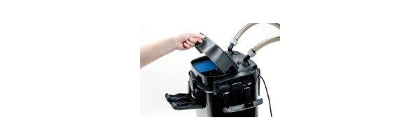 Filterung & UV-C Klärer
