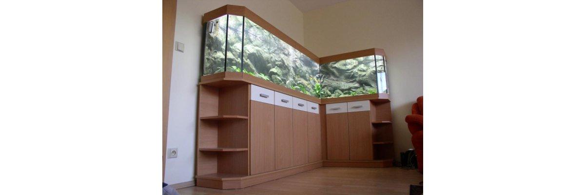 - Aquarium nach Sondermaß Komplettpaket Sonderwünsche