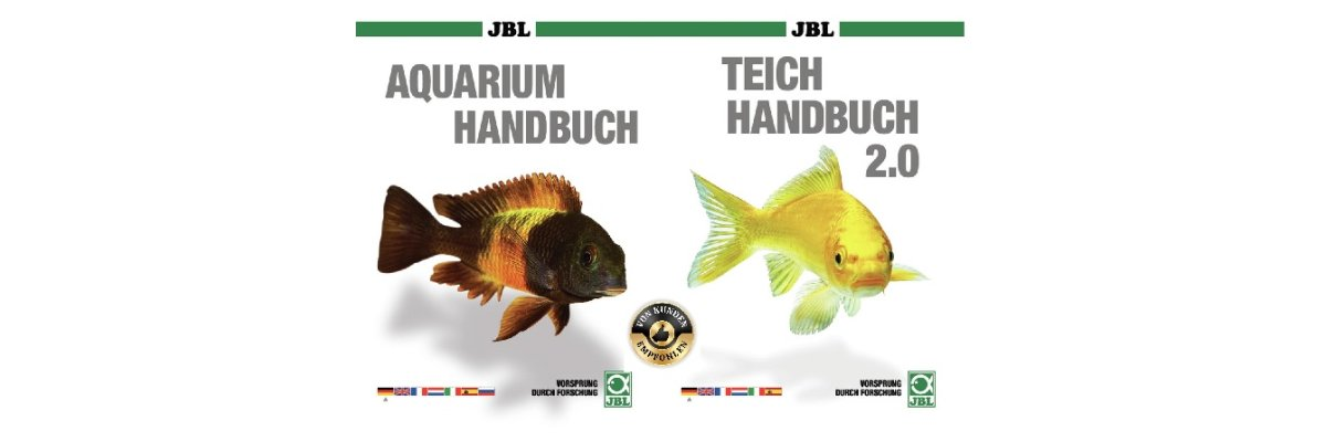 - Aquarium / Teichhandbücher gratis downloaden