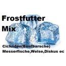 Frostfutter Mix Buntbarsche Cichliden Größere...
