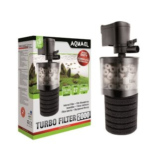 Innenfilter Aquael Turbo - Filter 2000 Strömungspumpe