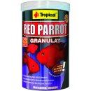Granulat für Red Parrots Cichlid Colorfood